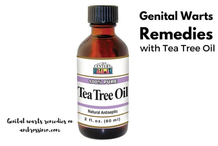 Tea Tree Oil for Genital Warts https://ambrossimo.com/genital_warts-home_remedies/ #ambrossimo #skincare #homeremedies #skin #warts #genetalwarts
