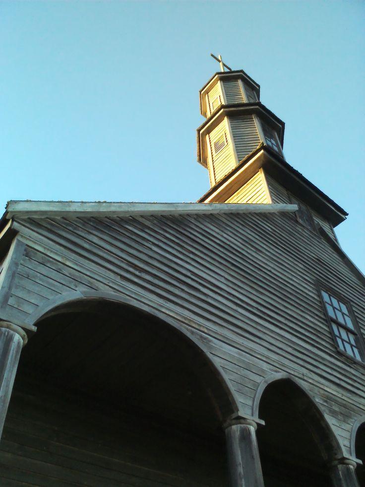 Iglesia de Vilupulli.