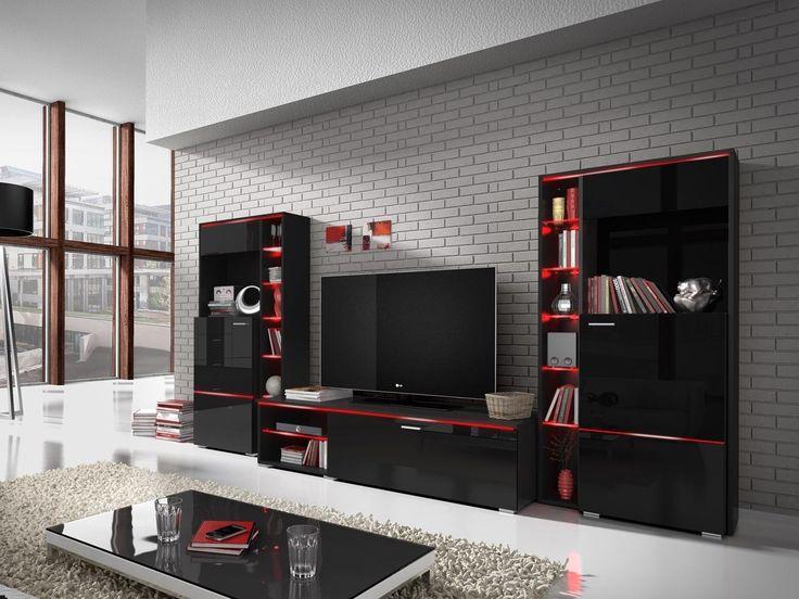 http://www.mirjan24.pl/mebloscianki/205-mebloscianka-anton-10-5900100024157.html  Black in your living room.