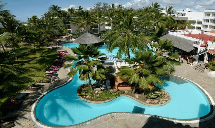 Bamburi Beach Hotel - Kenya