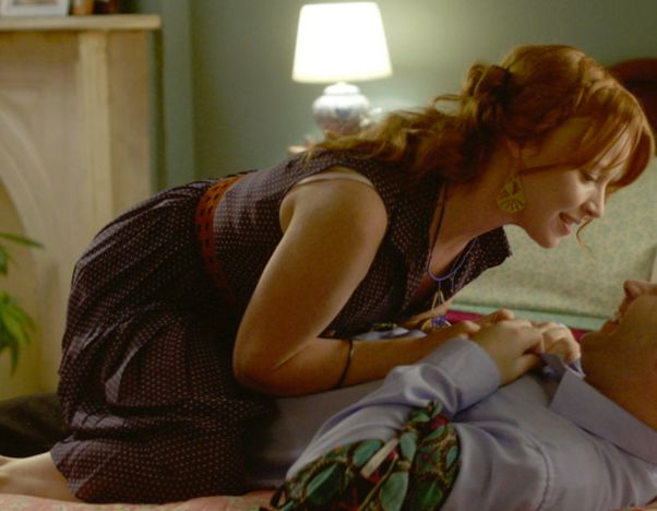 i love Lauren Ambrose's looks in Sleepwalk with Me. not the best film, but great styling.