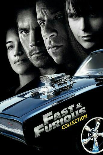 Fast and Furious ❤💙💗💖💟💚💜💛