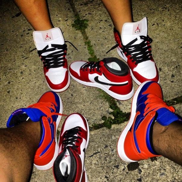 Air Jordan 1 Retro #jordan #airjordan #sneakers