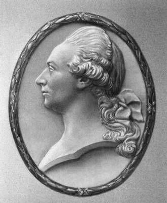 Шубин Ф. И. Портрет Ф. Г. Орлова. Барельеф. 1771. Мрамор. Русский музей…
