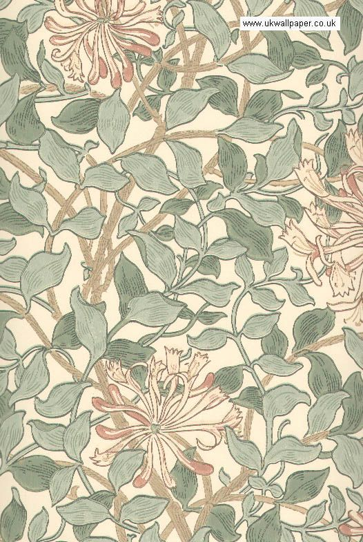 William Morris Honeysuckle WM7611/5