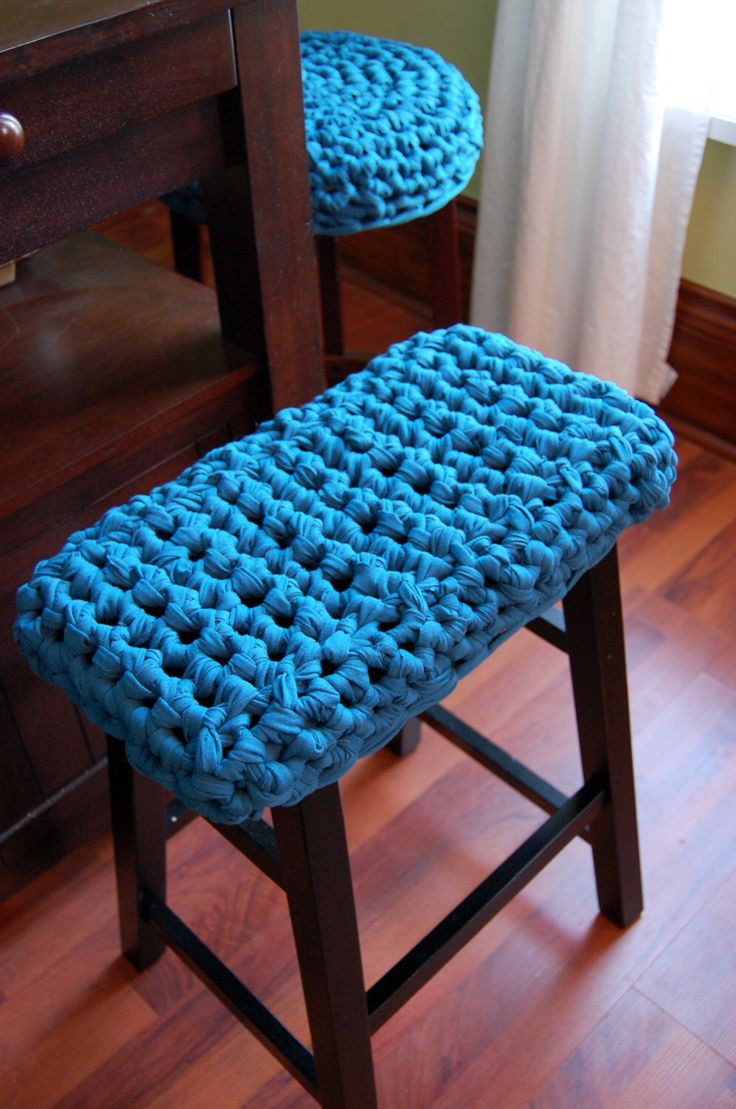 A personal favorite from my Etsy shop https://www.etsy.com/listing/179113727/stool-covers-bar-stool-covers-stool