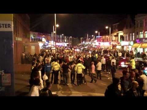 Part1 - EID 2009 Documentry, Curry Mile, Rusholme, Manchester - YouTube