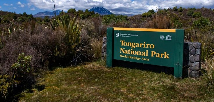 Tongariro National Park • Skotel Alpine Resort