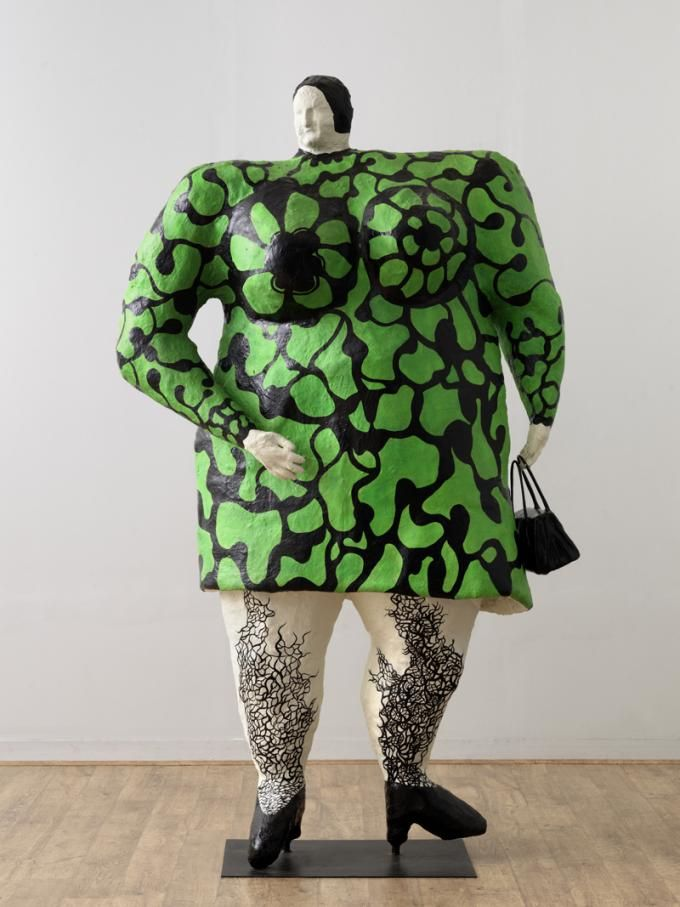 Green Nana, ,Niki de Saint Phalle