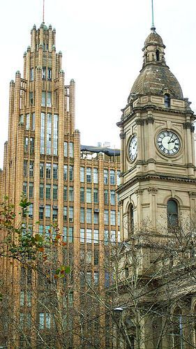 Manchester Unity Building- Melbourne