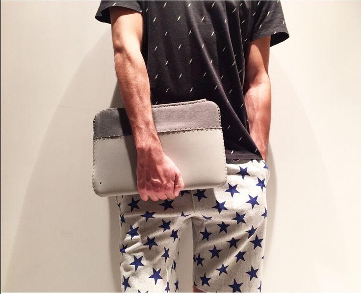 Sunday's men's attitude.. #MacBook #sleeve #MacBooksleeve #handcrafted #applesleeves#apple #sleeves #premium #rubberfoam #scuba #neoprene #mensfashion #menswear #summerwear #thisisit