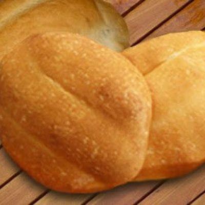 Pan Telera (Torta Rolls) @keyingredient #bread
