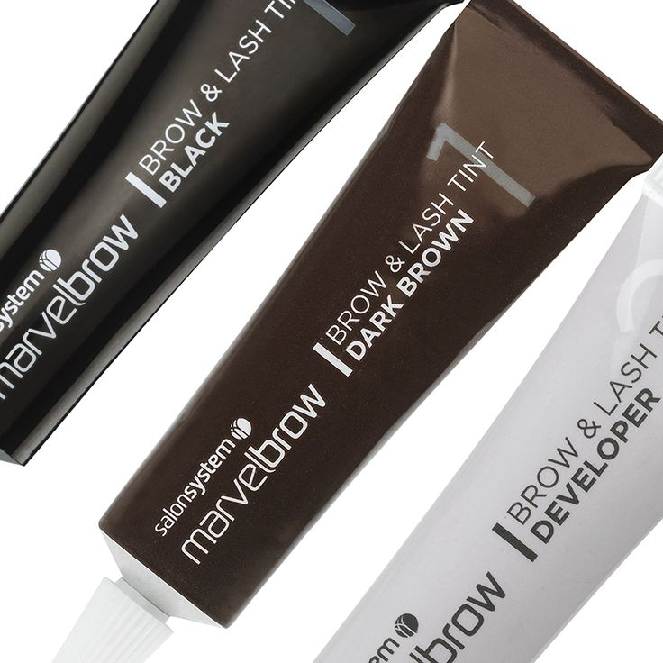 Marvelbrow Brow and Lash Tint http://www.salonsdirect.com/blog/marvelbrow-brow-and-last-tint/