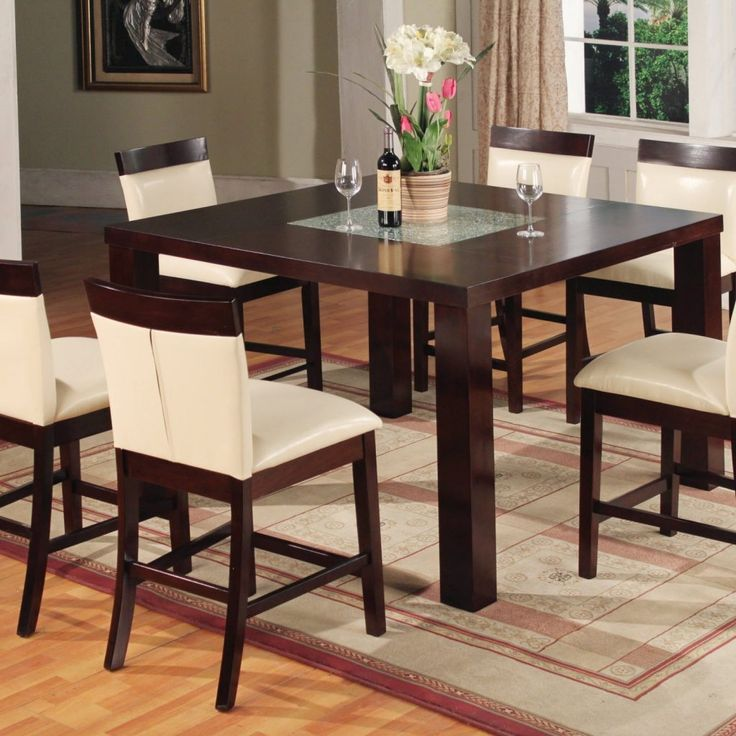 Porter Counter Height Dining Room Set