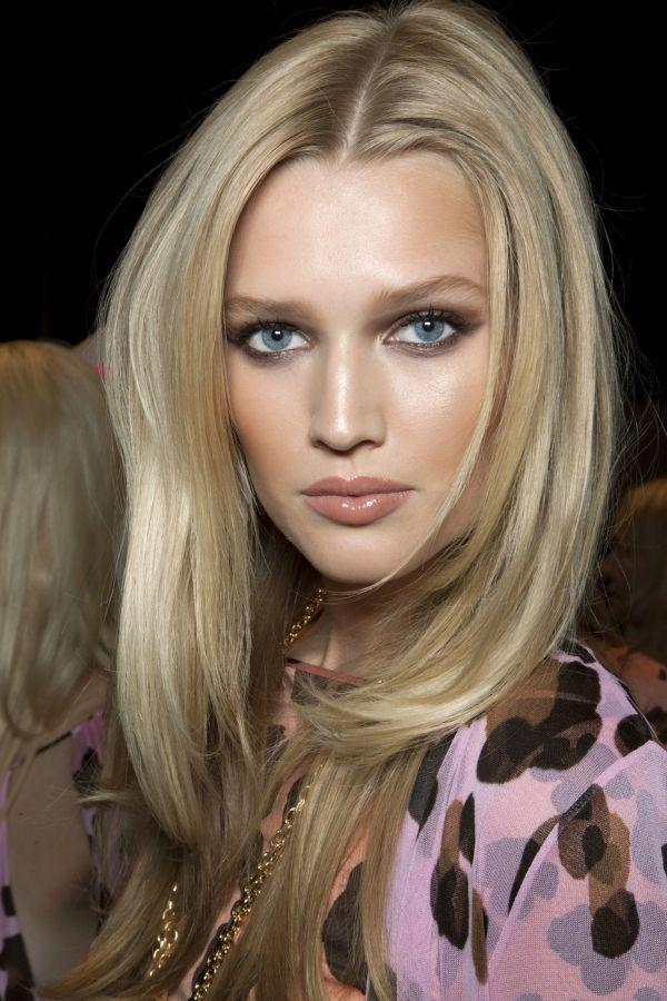 toni garrn (beautiful hair and makeup)