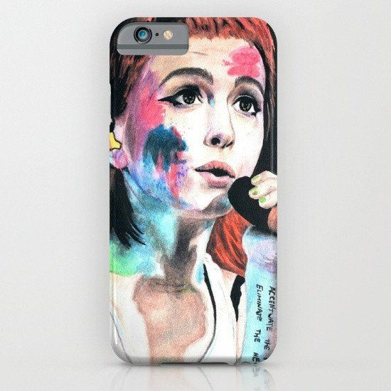 Hayley Williams 3 iphone case, smartphone - Balicase