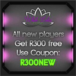 R300 Free At White Lotus Casino