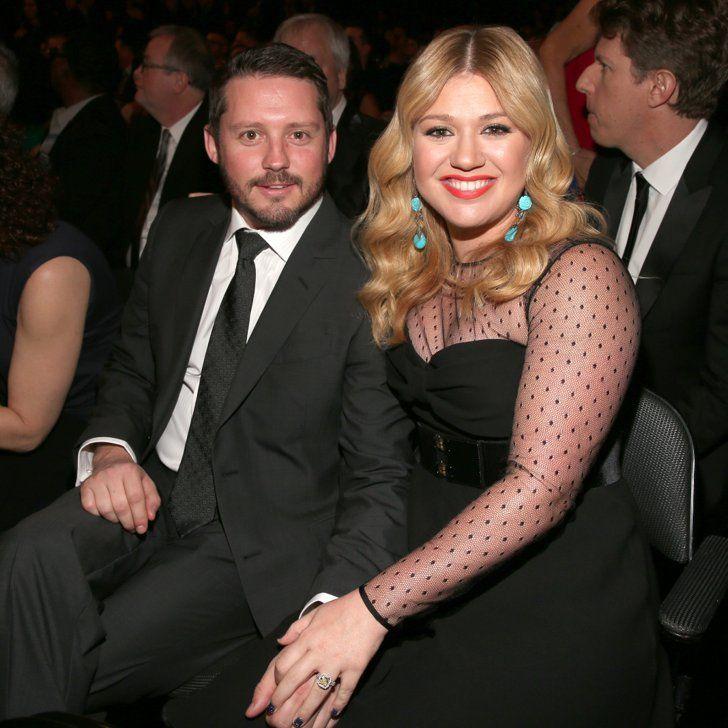 Pin for Later: Kelly Clarkson a eu une petite fille ! Découvrez son prénom !