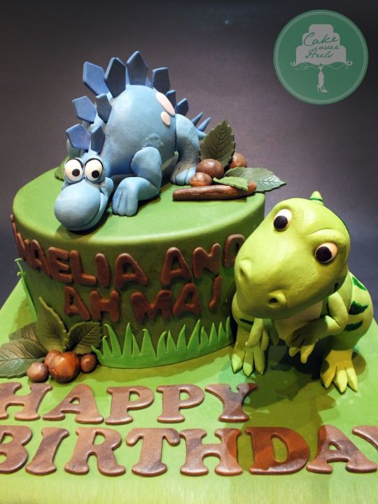 103 Best Images About Dino S Cake On Pinterest Dinosaur