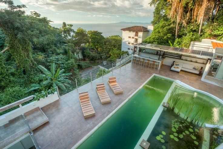 Nemi Eco Villa - Amapas, Puerto Vallarta, Mexico