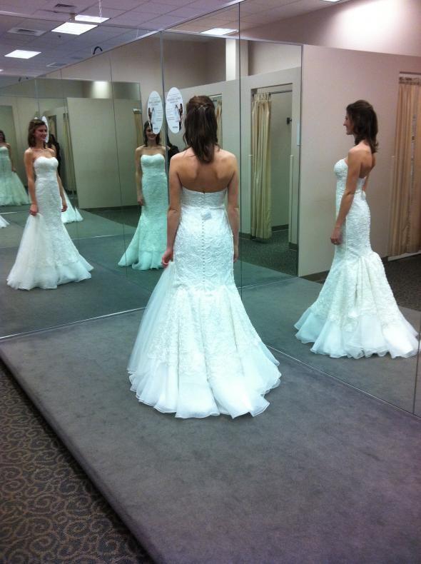 14 best wedding dress bustle images on Pinterest | Wedding frocks ...