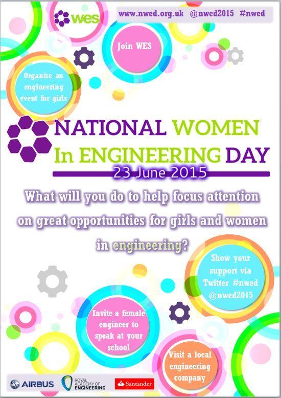 Read New Article Women in Engineering Day - 23 June 2015 at http://landbasedengineering.com/news/women-in-engineering-day-23-june-2015/