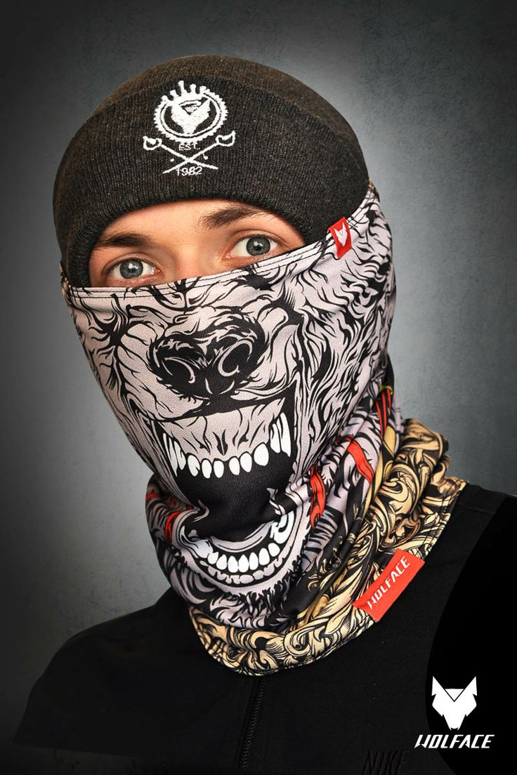 Name: Wolf Snakes Neck tube for riders Neck tube Wolface is dedicated to snowboarders, skiers, cyclists, motorcyclists. More info: www.shop.wolface.eu www.wolface.eu