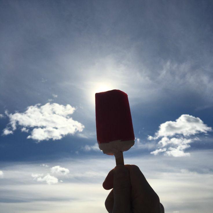 Junes Dagbok: ICE ICE BABY!