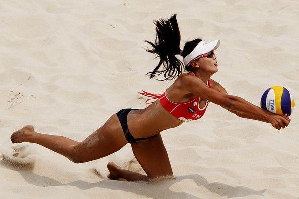 FIVB Beach Volleyball Beijing Grand Slam - Day 4