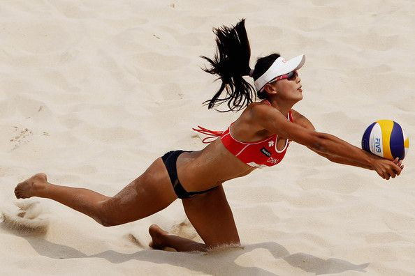 FIVB Beach Volleyball Beijing Grand Slam - Day 4