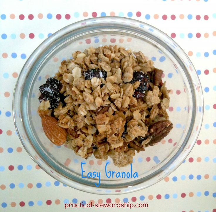 120 best RECIPES: Granola and bars images on Pinterest ...