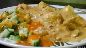 Kotiruokaa ja ruoanlaittoa käsittelevä blogi