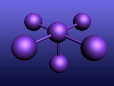 How to Make Neon Atoms With Styrofoam Balls thumbnail