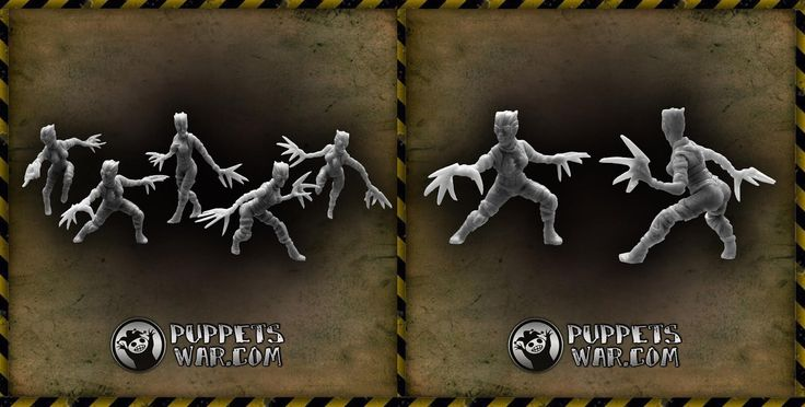 New release today: Furies https://puppetswar.eu/product.php?id_product=676