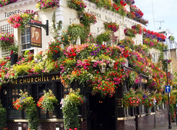 Churchill Arms...best Thai in Notting Hill
