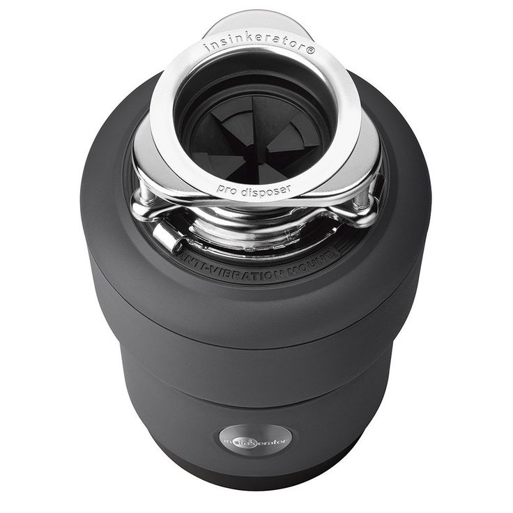 InSinkErator Evolution Compact 3/4 HP Household Garbage Disposer   Food  Waste Disposers   Amazon