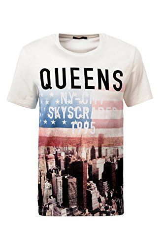 Glo-Story Men's US Flag Printed T-Shirt   #formen #clothing #fashion #fashiontshirt #flagprint #shortsleevetshirt #whitetshirt