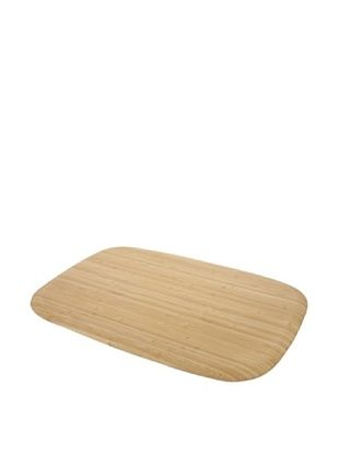 Core Bamboo Rectangle Pebble Board, Natural, Large