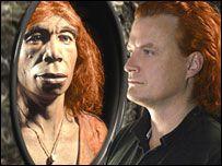 Did Neanderthals have red hair? (Image: Michael Hofreiter/Kurt Fiusterweier/MPG … – AMELIA