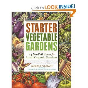Just starting a garden?  This is a great book!
