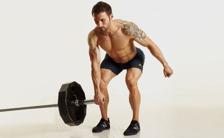 Wheel 6: The Barbell Blast
