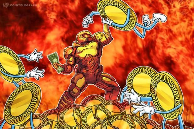 Cryptocurrencies Are Doomed to Fail But Theres Money to be Made Says an Investor Officer