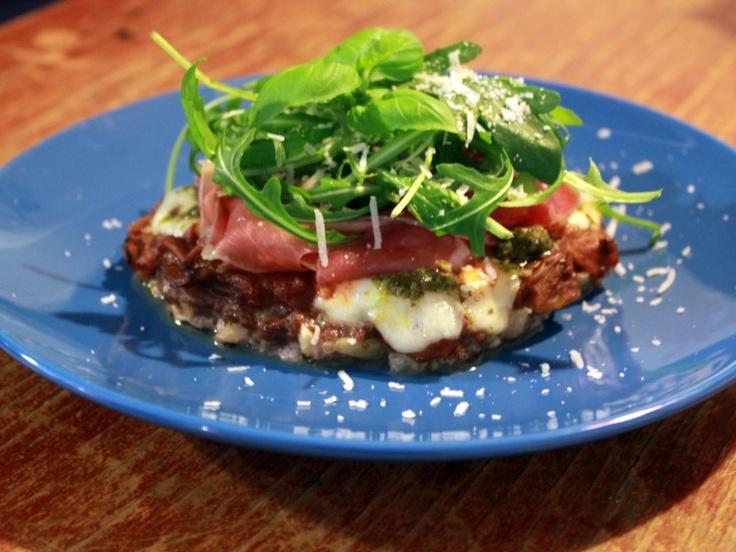 Meatza (LCHF pizza)