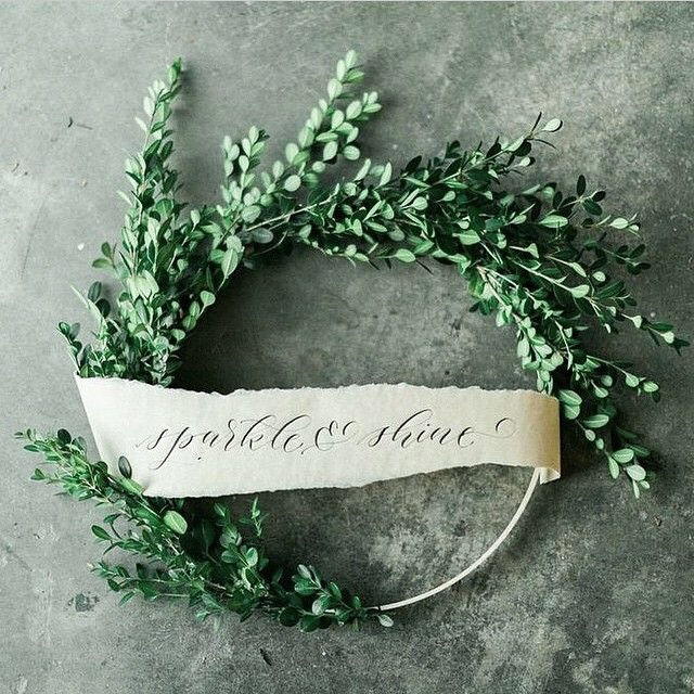 Christmas Wreath | Image via delta-breezes.tumblr.com