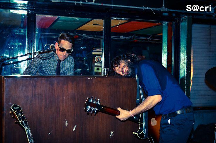 THE BLUEBEATERS-CeleBBration Tour-Live@SACRIPANTE. 22 aprile 2014