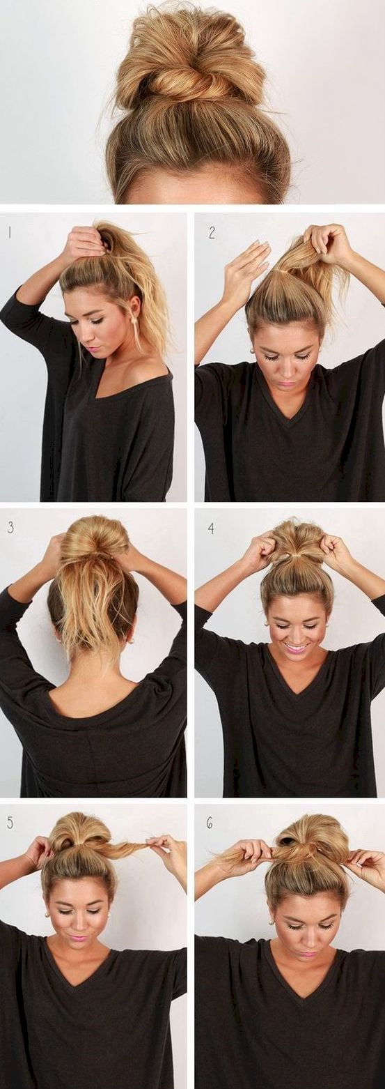 14 Hairstyles That'll Take You From Drab To Fab In Less Than 10 Minutes