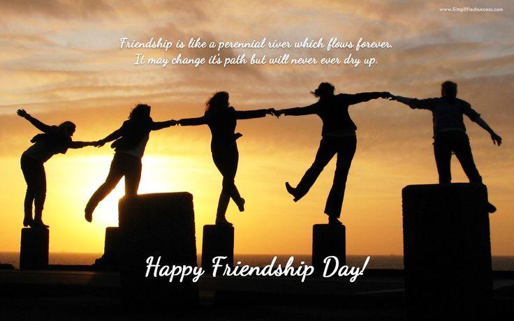 Friendship Day 2015: 2 August:  #happyfriendshipday #happyfriendshipday2015 #FriendshipDay
