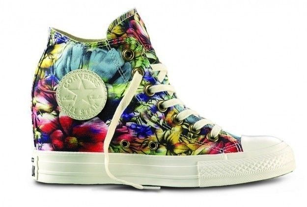 Sneakers con zeppa Primavera Estate 2015
