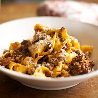 Pappardelle with rich ragu recipe (By Michela Chiappa from Simply Italian)
