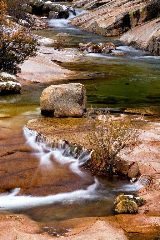 Landscape / Nature, Agua!, La Pedriza, Madrid